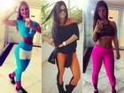 Gatas do Balé mostram looks que estão na moda nas academias cariocas