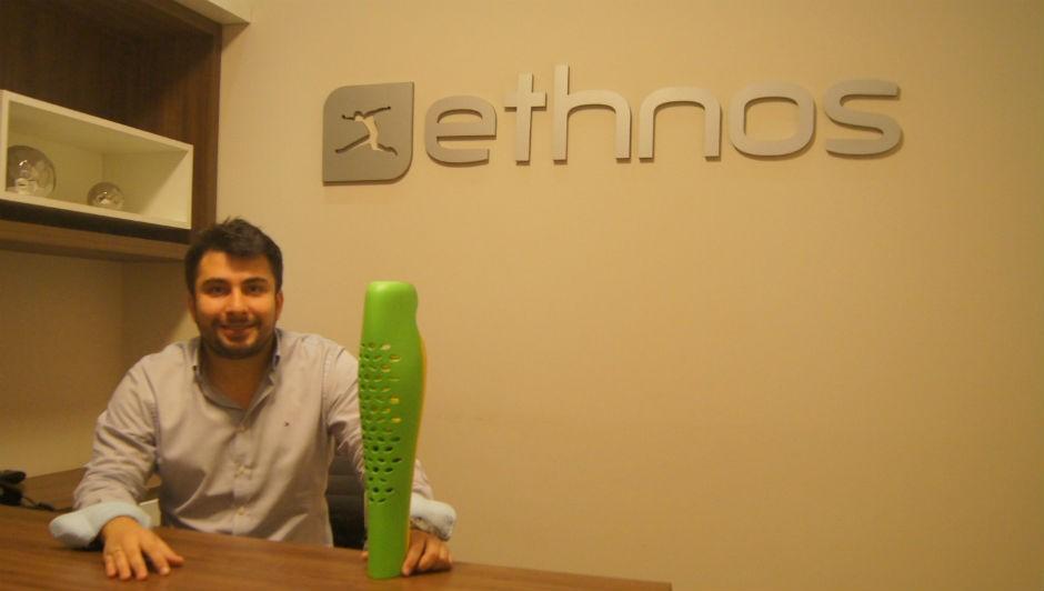 Fernando Costa Junior, fundador da ETHNOS (Foto: Divulgação)