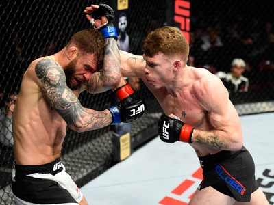 Paul Felder x Alessandro Ricci UFC Halifax (Foto: Getty Images)