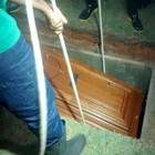 Ex-deputado Valadares é enterrado (Cleverton Macedo/ TV Sergipe)