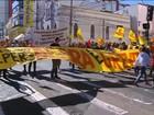 Governo do RS parcela salários mais uma vez e servidores entram em greve