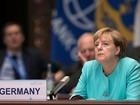 Merkel defende política para refugiados apesar de derrota eleitoral