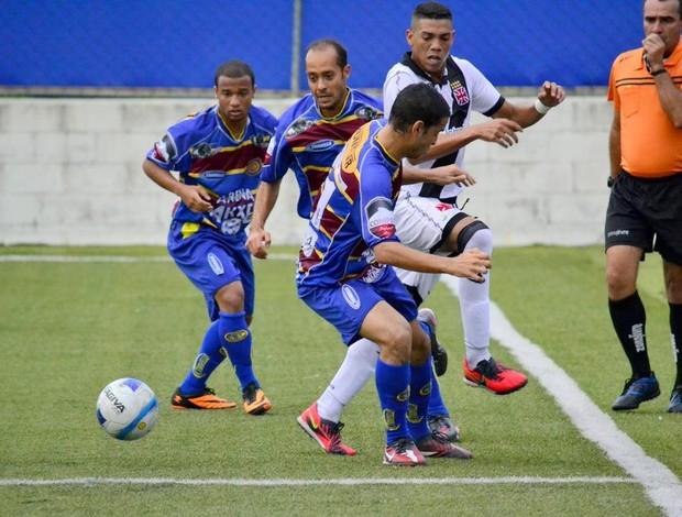 Madureira x Vasco futebol 7 (Foto: Joaquim Azevedo/JornalF7.com)
