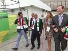 No Rio, primeiro-ministro de Portugal diz querer parcerias na cidade