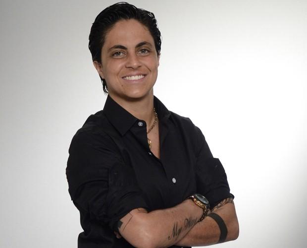 Thammy vai comentar o sucesso de Jô, em Salve Jorge (Foto: Divulgação/TV Globo)