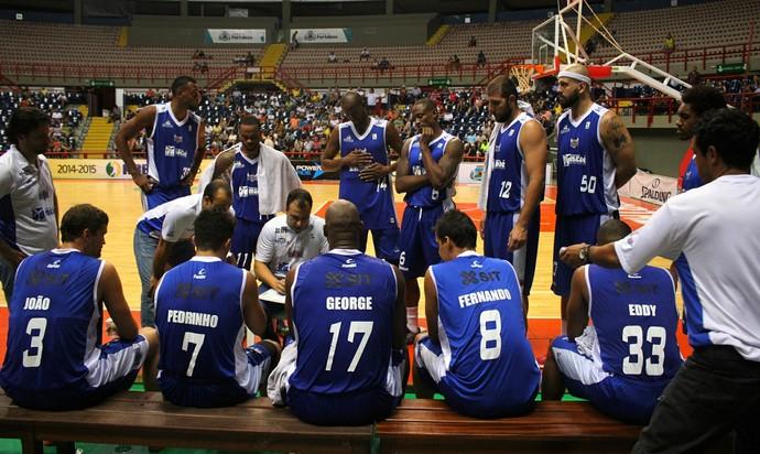 Léo Costa, macaé basquete (Foto: Assessoria Macaé)