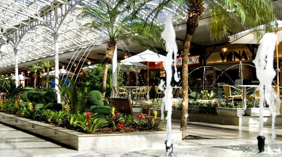 Shopping Estação, em Curitiba, faz parte do portfólio da BRMalls (Foto: Divulgação)