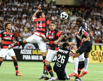 Atlético-MG x Flamengo Sul-Minas-Rio (Foto: Bruno Cantini/ Flickr Atlético-MG)