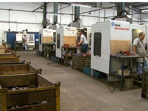 Produtividade da fábrica em Batatais sofreu uma redução drástica (Foto: Carlos Trinca/EPTV)