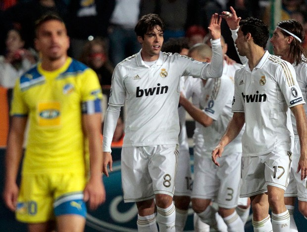 kaka apoel x real madrid (Foto: Reuters)