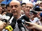 José Serra reafirma que pretende aumentar o salário mínimo e aposentadorias