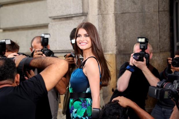 Alinne Moraes (Foto: Francisco Silva/ AgNews)