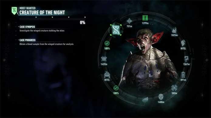 Morcego Humano em Arkham Knight (Foto: Reprodução/Felipe Vinha)