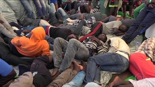 Número de refugiados de guerra é o mais alto da história, segundo ONU