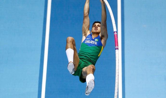 atletismo Thiago Braz Mundial Indoor (Foto: Reuters)