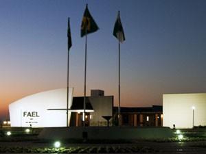 Sede da Fael na Lapa (PR) (Foto: Divulgação/Fael)