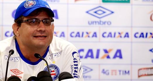 boca  fechada (Felipe Oliveira/Divulgação/EC Bahia)