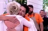 Ana Maria recebe os participantes do 'Fecha a Conta'