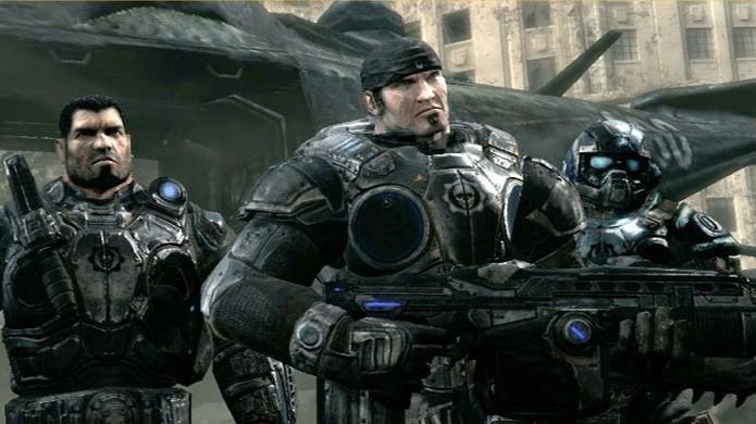 Gears of War foi essencial para provar que o Xbox 360 era potente o bastante (Foto: Reprodução/Game Insider)