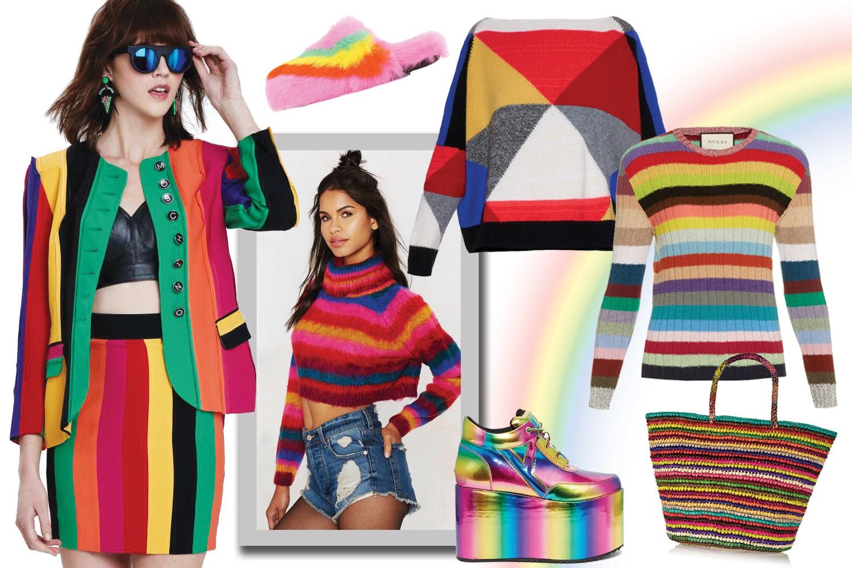 Rainbow (Foto: Reprodução)