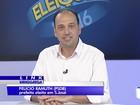 Link Vanguarda entrevista Felício Ramuth, prefeito eleito de São José