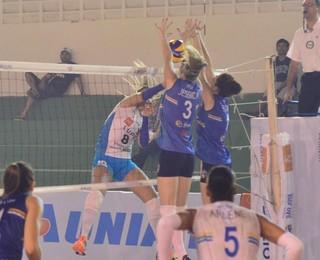 São José Vôlei x Araraquara Superliga Feminina (Foto: Tião Martins/ TM Fotos)