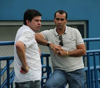 Rone Barbosa e Rafael Maddy (Foto: Adeilson Albuquerque)