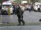 Dois iranianos são indiciados após explosões na capital da Tailândia