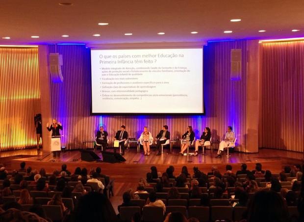 Claudia Costin, diretora global de educação do Banco Mundial (EUA) (Foto: Maria Clara Vieira)