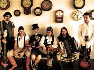 Terra Celta é uma das bandas que participa do festival (Foto: Divulgação/Prefeitura de Ponta Grossa)