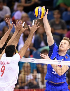 volei italia x irã (Foto: Getty Images)