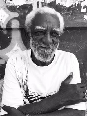 Morador do Morro da Providência fotografado pelo projeto Favelagrafia  (Foto: Projeto Favelagrafia/Joyce Marques)