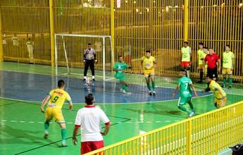 Apiacás e Sinop recebem jogos da 2ª fase da Copa Centro América de Futsal