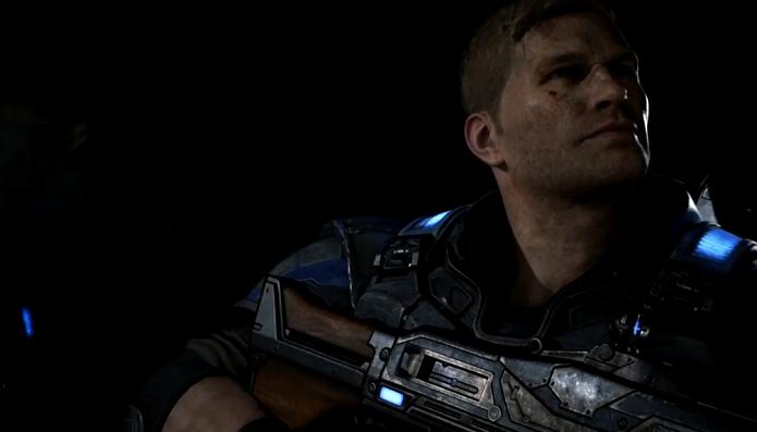 Gears of War 4 é revelado pela Microsoft durante a E3 (Foto: Divulgação)