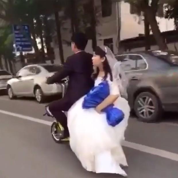 Tchau, tchau, noiva (Foto: Reprodução)