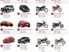 Veja 10 carros e 10 motos mais vendidos em fevereiro de 2013