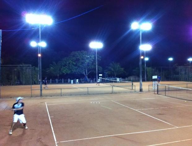 Campeonato Paraibano de Tênis, João Pessoa, Paraíba (Foto: divulgação)