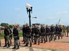 No AC, policiais do administrativo devem reforçar segurança nas ruas