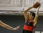 Fla 40ºC: rotatividade, bom preparo físico e postura fazem time voar