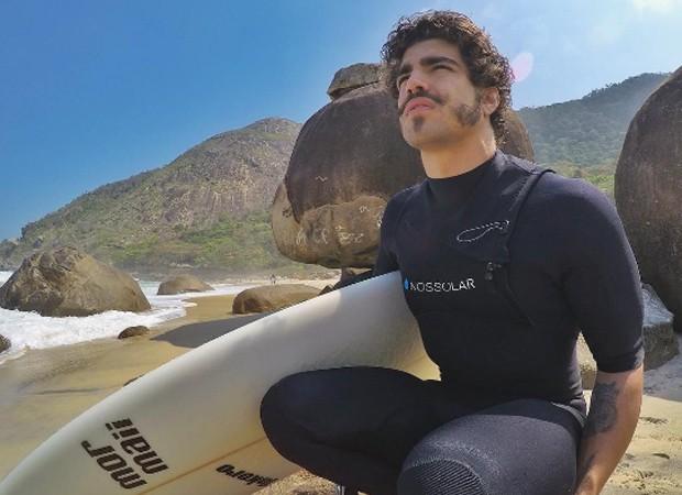 Caio Castro (Foto: Reprodução/Instagram)