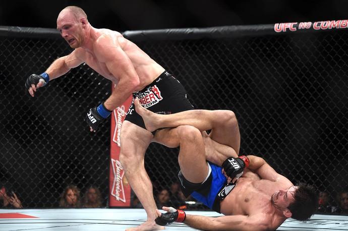 UFC Rio 6 - Demian Maia x Ryan LaFlare (Foto: André Durão)