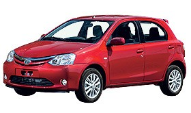 Toyota Etios (Foto: Toyota)