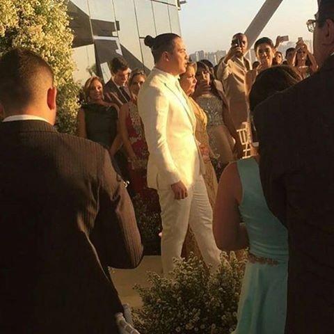 Casamento (Foto: Reprodução/Instagram)