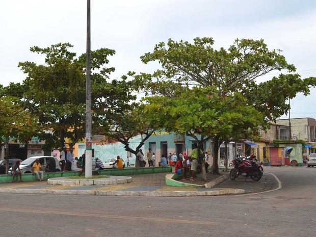 Japaratuba possui cerca de 17,9 mil moradores, segundo expectativa do IBGE  (Foto: Marina Fontenele/G1)