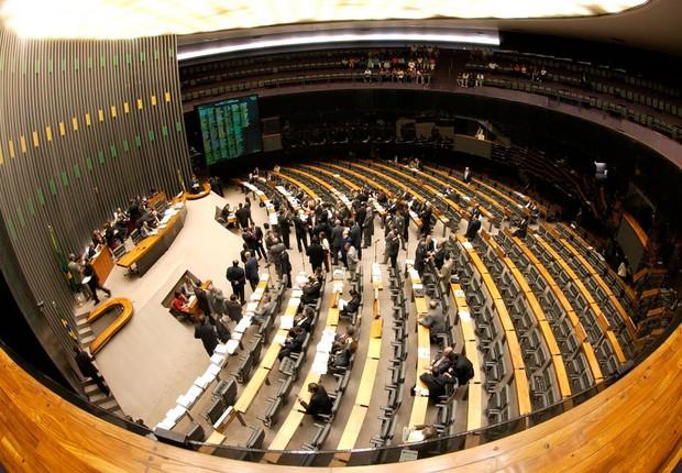 Câmara dos Deputados em Brasília (Foto: Agência Brasil/Arquivo)