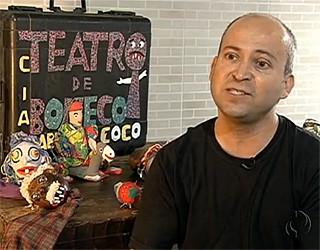 Prêmio Bom exemplo Abel Domingues (Foto: Reprodução/ RPC TV)
