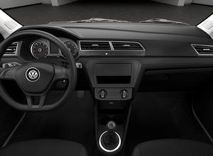 Volkswagen Gol 2 portas (Foto: Divulgação)
