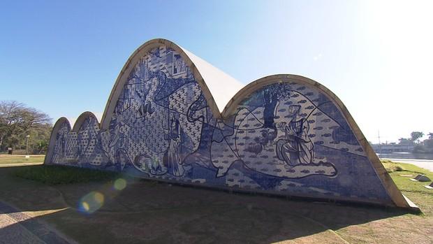 Conheça a história dos pontos turísticos do conjunto moderno da Pampulha ()
