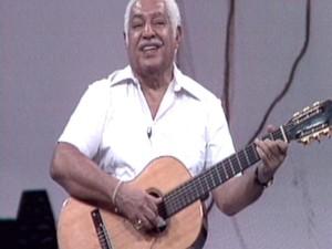 Dorival Caymmi  (Foto: reprodução GloboNews)