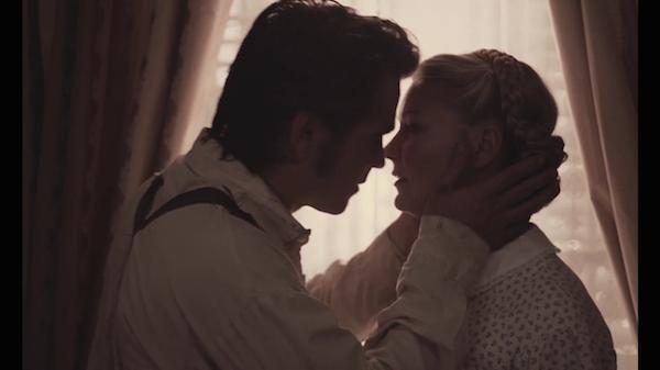 Kirsten Dunst e Colin Farrell em O Enganado (Foto: Reprodução)